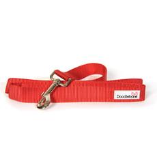 Doodlebone Red Dog Lead 1.3m X 2cm
