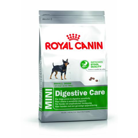 Royal Canin Mini Digestive Care Dog Food 10kg To 2 X 10kg