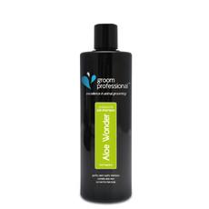 Groom Professional Aloe Wonder Dog Shampoo 450ml