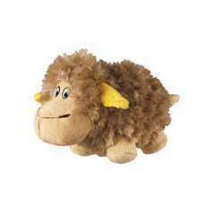 Kong Barnyard Cruncheez Sheep Dog Toy Small