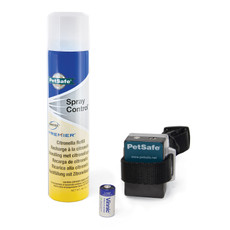 Petsafe Anti-bark Citronella Spray Collar Basic Spray Bark Control