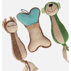 Danish Design Assorted Squeaks Dog Toy