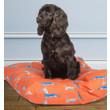 Danish Design Woodland Hare Deep Filled Duvet Dog Bed Medium