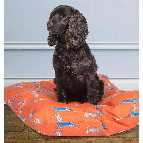 Danish Design Woodland Hare Deep Filled Duvet Dog Bed Large