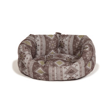Danish Design Fairisle Bracken Deluxe Slumber Bed 45cm