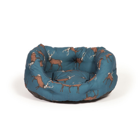 Danish Design Woodland Stag Deluxe Slumber Bed 89cm