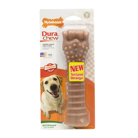 Nylabone Durachew Bone Bacon Flavoured Dog Chew X Large