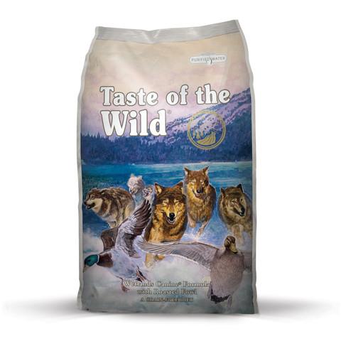 Taste Of The Wild Wetlands Canine Formula Grain Free Dog Food 13kg