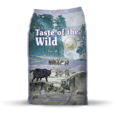 Taste Of The Wild Sierra Mountain Grain Free All Breeds & Life Stage Dog Food 13kg To 2 X 13kg