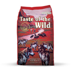 Taste Of The Wild Southwest Canyon Grain Free All Breeds & Life Stage Dog Food 13kg