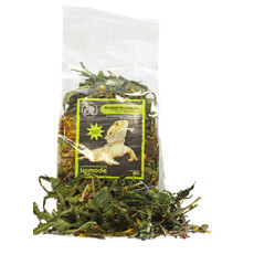 Komodo Bearded Dragon Leaf Mix 80g