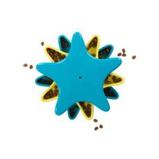 Outward Hound Star Spinner Dog Puzzle Toy