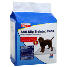 Animal Instincts Anti-slip Puppy Toilet Training Pads 30 Pack