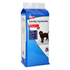 Animal Instincts Anti-slip Puppy Toilet Training Pads 50 Pack