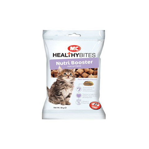 Mark And Chappell Nutri Booster Treat For Kittens 65g