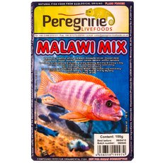 Peregrine Livefoods Frozen Blister Pack Malawi Mix 100g