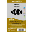 Peregrine Livefoods Frozen Gamma Blister Pack Chopped Mussel 95g