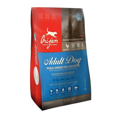 Orijen Whole Prey Freeze Dried Adult Dog Food 454g