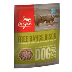 Orijen Free Range Bison Freeze Dried Dog Treats 56.7g
