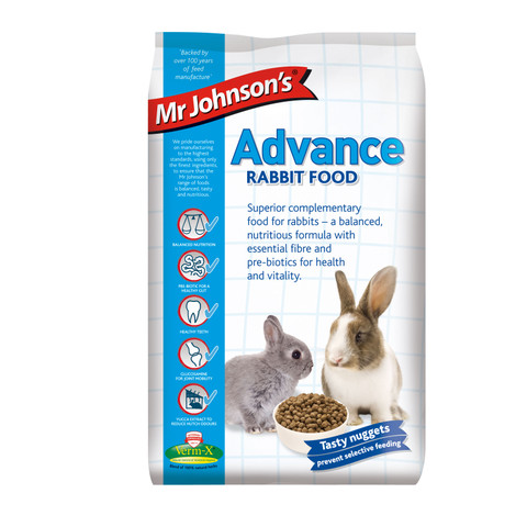 Mr Johnsons Advance Rabbit Food 10kg