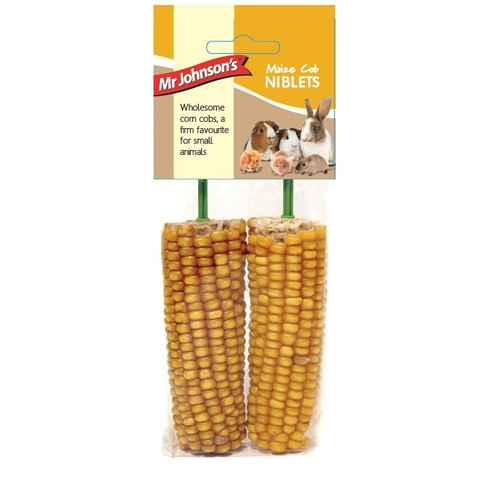 Mr Johnsons Maize Corn On The Cob Niblets 2 Pack