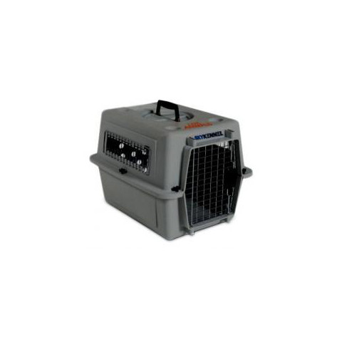 Petmate Sky Vari Kennel Small Airline Approved Iata 91/628/eec 53x40x38cm