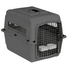 Petmate Sky Vari Kennel Medium Airline Approved Iata 91/628/eec 71x52x54cm