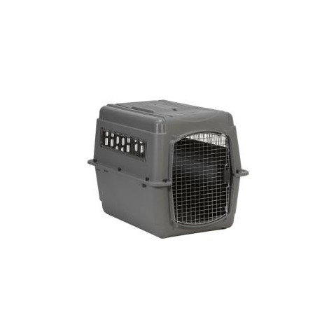Petmate Sky Vari Kennel Intermediate Airline Approved Iata 91/628/eec 81x57x62cm
