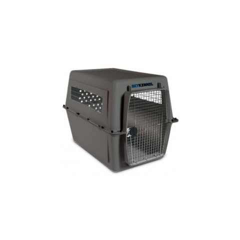 Petmate Sky Vari Kennel Giant Airline Approved Iata 91/628/eec 122x81x89