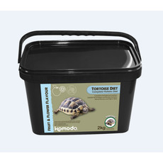 Komodo Complete Holistic Tortoise Fruit And Flower Diet 2kg