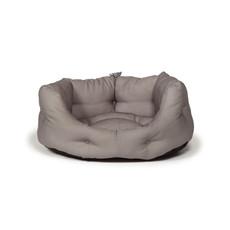 Danish Design Vintage Dogstooth Deluxe Slumber Bed 101cm