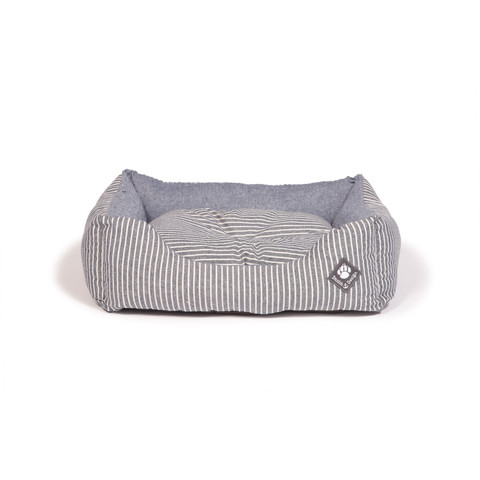 Danish Design Blue Maritime Snuggle Bed 68cm