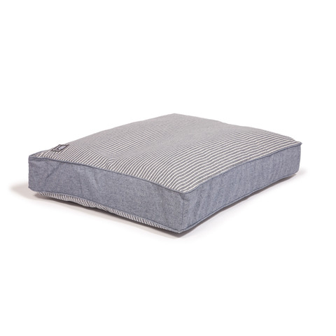 Danish Design Blue Maritime Box Duvet Dog Bed Large