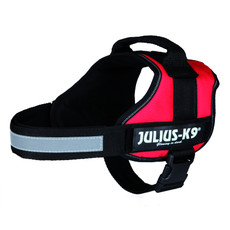 Julius K9 Powerharness Red Dog Harness Size 0