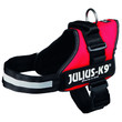 Julius K9 Powerharness Red Dog Harness Size 1