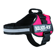 Julius K9 Powerharness Red Dog Harness Size 2