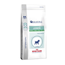 Royal Canin Vet Care Pediatric Junior Small Breed Food 4kg