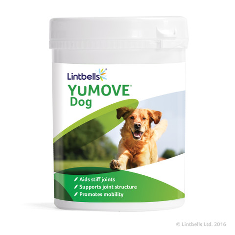 Lintbells Yumove Joint Care Supplement Tablets For Dogs 300 Tab