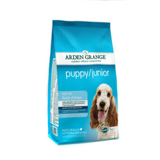 Arden Grange Puppy And Junior Food 12kg