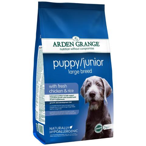 Arden Grange Large Breed Puppy Food 2kg