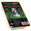 Naturediet Adult Dog Food With Turkey. Chicken, Vegetables And Rice 18 X 390g