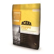 Acana Heritage Puppy And Junior Food 11.4kg To 2 X 11.4kg