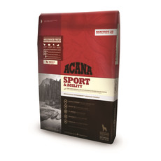 Acana Heritage Sport And Agility All Lifestage Dog Food 11.4kg To 2 X 11.4kg
