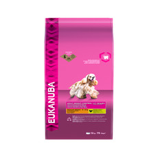 Eukanuba Adult Weight Control Medium Breed Dry Dog Food 12kg