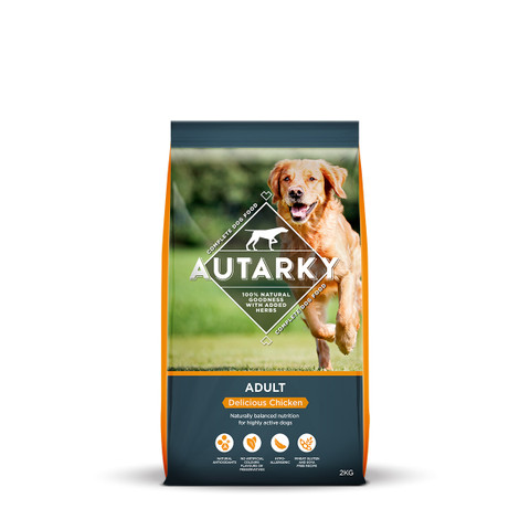 Autarky Delicious Chicken Adult Dog Food 12kg
