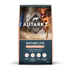 Autarky Succulent Salmon Mature Lite Dog Food 12kg