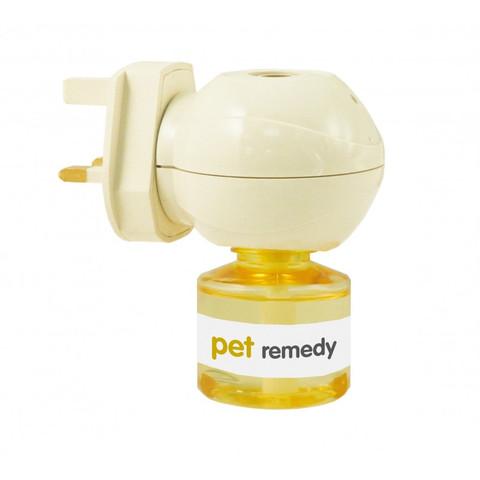 Pet Remedy Natural De-stress And Pet Calming Plug In Diffuser Kit