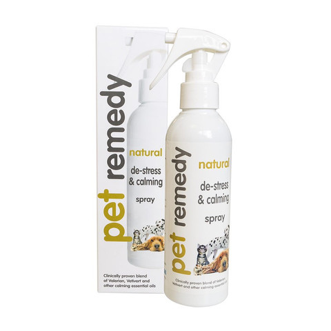 Pet Remedy Natural De-stress And Pet Calming Spray 200ml