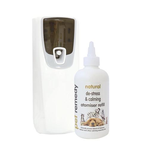 Pet Remedy Natural De-stress And Pet Calming Atomiser Kit