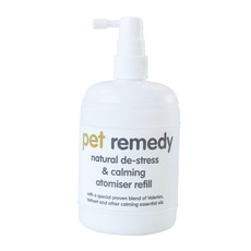 Pet Remedy Natural De-stress And Pet Calming Atomiser Refill 250ml